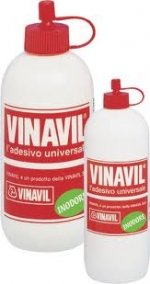Collante universale vinavil. 250g.