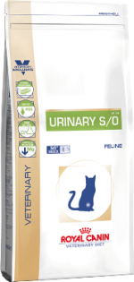 Royal Canin Urinary S/O - secco gatto Kg.7