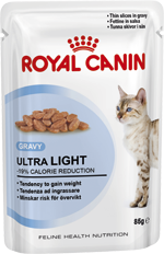 Royal Canin Ultra Light in gravy gr.85