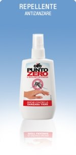 Repellente Antizanzare Punto Zero spray 100ml