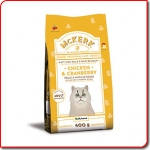 McKerk Cat Skin Beauty Coat Pollo & Mirtillo Rosso gr.400