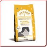 McKerk Cat Light Formula Pollo & Mirtillo Nero gr.400